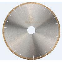 Buy cheap Durable Diamond Saw Blades / Granite Saw Blade 350mm Outer Diameter from wholesalers