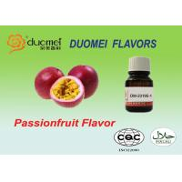 Buy cheap Rich Strong Pulp Taste Soft Drink Flavours Passion Fruit Flavor ISO22000 Approve product
