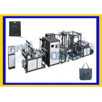 Buy quality Full Automatic Nonwoven Bag Making Machine / Bag Manufacturing Machine at wholesale prices
