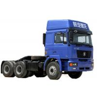 Buy cheap 6x6 SHACMAN Heavy Duty Truck MAN Technology For Army And Desert Trailer Moving from wholesalers