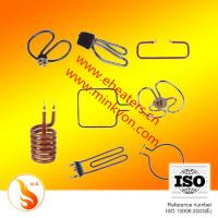 Tubular heating element for water heater