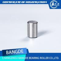 Buy cheap 3*40mm / Custom Cylindrical Pins Door Window Hinge Pins Stainless Steel Material product
