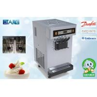 Buy quality Counter Frozen Yogurt Makers, 2 And Twist Flavor With Agitator In Tank at wholesale prices