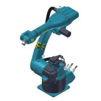 Buy cheap Payload 6kg Industrial Robot Arm , Robot Welding Machine For Welding / Spraying product