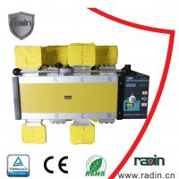 Buy cheap Motorized Manual Transfer Switch Auto High Security Max +60ºC For Power System product