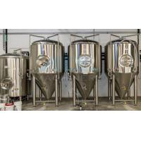 Buy cheap Stainless Steel 200L 500L 1000l Mini Beer Fermenter  & Stainless Steel Brewing Conical Fermenter product