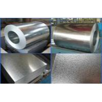 Buy cheap Hot Dipped Galvalume Steel Coil / Sheet / Roll GI For Corrugated Roofing Sheet product