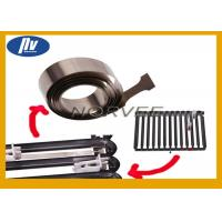 Buy cheap Flat Steel Spiral Spring Variable Force Cigarette Shelf Pusher Springs For Dispenser product