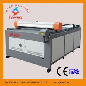 large size non-metal Laser Cutting machine TYE-1225