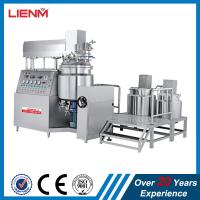 Buy cheap High Quality Cosmetic Making Machine, Cosmetic Manufacturing Machine, Cream Processing Line product