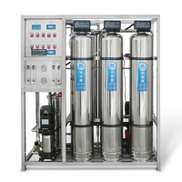 750 LPH Water Plant RO System Reverse Osmosis Water Filtration System for sale