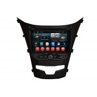 Buy cheap Ssangyong 2014 Korando Android Touch Screen Navigation System DVD Player Radio RDS TV product