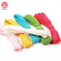 1500D 3000D Polypropylene PP Twisted Twine Rope UV - Ray , Oil , Rot Resistant for sale