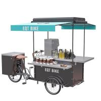 Buy cheap Street Mobile Drink Bike Environment Friendly Convenient Transporting product