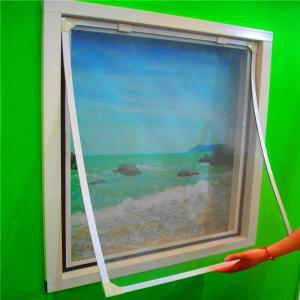 Buy cheap DIY Customizable Adjustable Fiber Glass Mesh Magnetic Bug Screens product