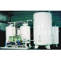 Buy cheap Pressure Swing Adsorption Nitrogen Generating System , Nitrogen Production Unit product
