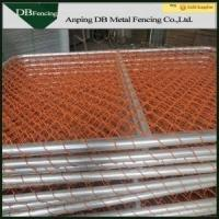 Buy cheap Waterproof Chain Link Yard Fencing , High Visibility Temporary Event Fencing product