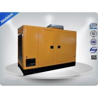 Buy cheap AC Industrial Container Generator Set Silent Rainproof 1500 R / Min Rotation Speed product