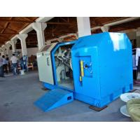 Buy cheap Multi Function Single Twist Bunching Machine For Copper Wire Customized Color product