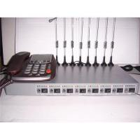 Buy cheap 8 ports GSM FWT with 64 SIMs and Auto IMEI changer product