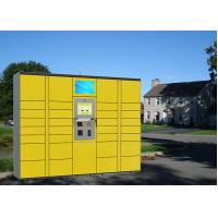 China Electronic Parcel Delivery Box with 32 Inch Touch Screen, Outdoor Smart Locker on sale