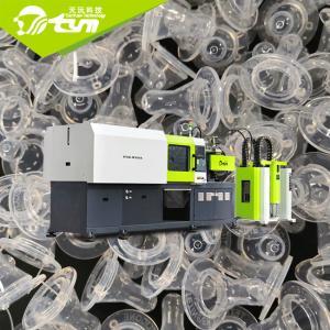 China 4.3 Ton Horizontal LSR Injection Moulding Machine Shot Volume 165g / 300g on sale