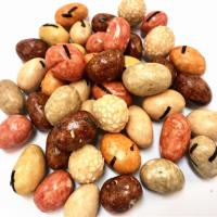 Soy Sauce Coated Peanuts Roasted Snacks With Halal Kosher Sell Well colorful snacks food for sale
