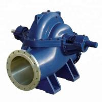 Buy cheap Easy Installation Double Suction Centrifugal Pump , Energy Saving High Capacity from wholesalers