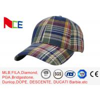 Buy cheap Colorful 6 Panels Sports Fitted Hats Adjustable Custom LOGO For Unisex product