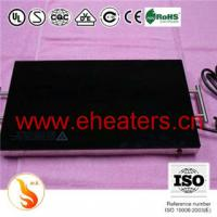 Buy cheap Tempered Glass Heating Panel (Electric Heating Film basis) for Room Warmer product