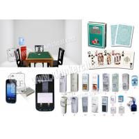Buy cheap Casino Games Barcodes Marked Cards Poker Scanner Water Cooler Camera product