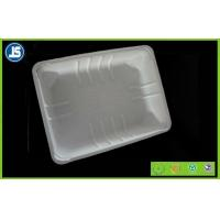 Disposable Sushi Plastic Food Packaging Trays , Food Tray Package Material