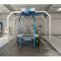 Buy cheap Semi-automatic touchless car wash equipment product