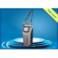 Buy cheap RF Tube Generator Vaginal Fractional Laser Beauty Machine Skin Tightening Equipment product