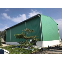 Buy cheap Small Warehouse Steel Structure With Sandwich Claddy from wholesalers