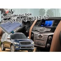 Buy cheap Infiniti QX80 / QX Android Auto Interface , Android Car Audio Interface With from wholesalers