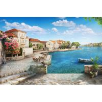 Buy cheap D Diy Diamond Painting-Landscape Series Cross Stitch Kits Needle Of Scenic Picture of Rhinestone beads for embroidery from wholesalers
