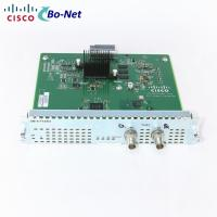 Buy cheap SM-X-1T3/E3 Used Cisco Modules Expansion 4000 Series ISR Cards One Year Warranty product