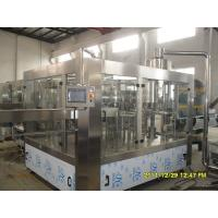 Buy cheap Halal Energy Drinks Automatic Bottle Filling Machine 3 In 1 Filling Machine product