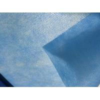 Anti UV Hydrophilic Non Woven Fabric , Agriculture Non Woven Fabric Blue Color