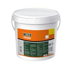 Buy cheap Efficient Waterproof Floor Tile Adhesive , 7 - 8 PH Strong Linoleum Flooring Adhesive product