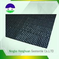 Buy cheap 140kn / 98kn Woven Geotextile Fabric ,  Road Construction Geotextile Driveway Fabric product