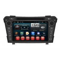 Buy cheap Android GPS Hyundai I40 DVD Player Bluetooth Hands-free RDS SWC TV Hebrew Menu product