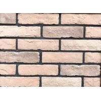 Buy cheap Natural Clay Fired Thin Brick Veneer Interior Walls Building Materials With Antique Type product