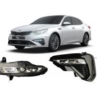 Buy cheap LED Daytime Running Lights for KIA K5 Optima 2019 OE Style Fog lamps from wholesalers