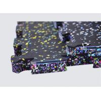 Buy cheap Easy Installation Anti Vibration Jigsaw EPDM Commercial Rubber Floor Mats product