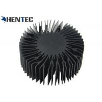 Buy cheap Customized Aluminum Heatsink Extrusion Profiles For High Power Led Light from wholesalers
