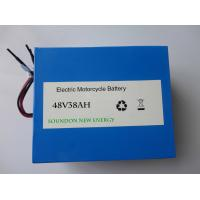 Buy cheap Deep Cycle Lithium Iron Phosphate Motorcycle Battery For Tricyle / Scooter product
