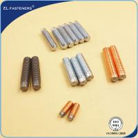 Buy cheap Professional Iso 13918 Weld Stud , Stainless Steel Studs M5~ M20 4.8 Grade product