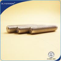 Buy cheap A2-70 Drawn Arc Weld Studs RD / PD Type ISO 13918 Stainless Steel 304 product